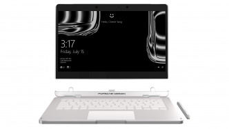 Porsche Design Book One: Edles 2-in-1-Notebook mit Stift