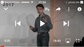 YouTube mit Universal Links