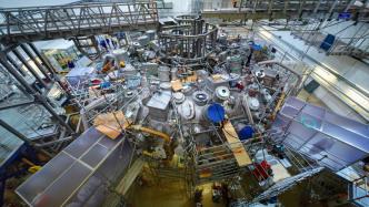 """Tuning des Fusionsexperiments: """"Wendelstein 7-X"""" erhält Hitzeschild"""