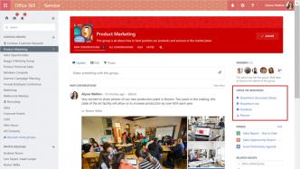 Microsoft führt Yammer-Integration in Office-365-Gruppen ein