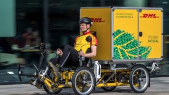 City-Hub: DHL testet Lasten-Pedelecs in Frankfurt und Utrecht
