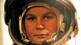 """Russland feiert """"First Lady des Kosmos"""" – Valentina Tereschkowa wird 80"""