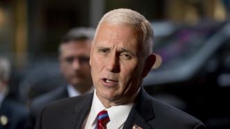 US-Vize Pence benutzte als Gouverneur privates E-Mailkonto