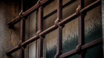 Gefängnis, Gitter, Freiheit