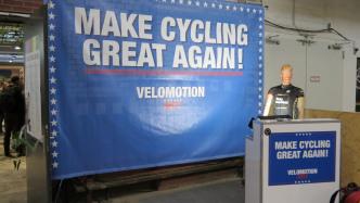 Smarte Gadgets auf der Berliner Fahrradschau