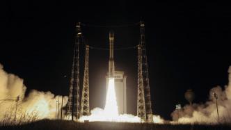 ESA: Weiterer Sentinel-Erdbeobachtungssatellit in Korou gestartet