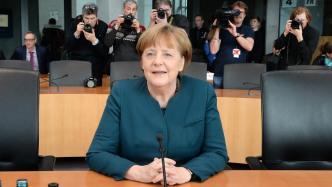 Angela Merkel vor dem Untersuchungsausschuss