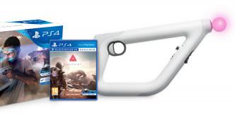 PS VR: Farpoint und Aim-Controller ab 17. März für 90 Euro
