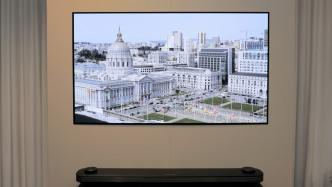 LGs Wallpaper-TV W7 im Test