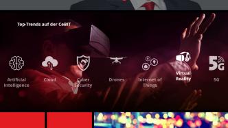Wo Chips unter die Haut gehen: CeBIT als Schaufenster der Digitalwelt