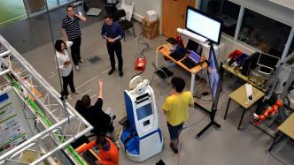 zweite  Fördermaßnahme zur Mensch-Roboter-Interaktion ausgeschriebe