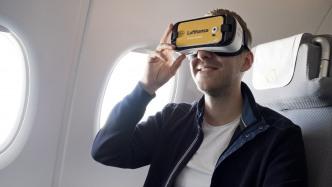 """Lufthansa: Mit VR zum """"Glasboden-Flugzeug"""""""