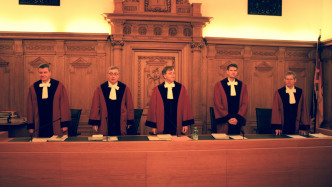 Bundesverwaltungsgericht erklärt Parlamentswebseite zum rechtsfreien Raum