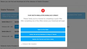 Vorsicht Fake: Betrüger locken mit Emulator für Nintendos Switch