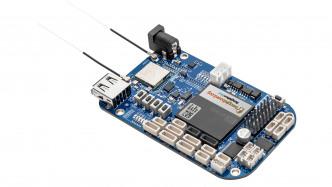 BeagleBone Blue: Neues Board für Roboter