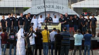 Robotikwettbewerb MBZIRC: Bonner Roboter räumen ab in Abu Dhabi
