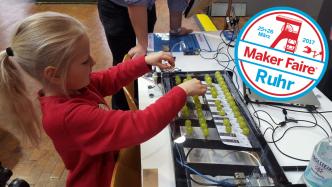 Maker Faire Ruhr 2017
