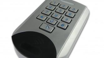 Smart-Home-Komponenten auf der CeBIT: Z-Wave-Keypad und EnOcean-Fenstersensor