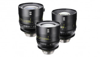 Tokina präsentiert 3 Vista Cinema Prime Objektive