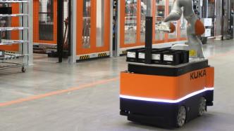 Roboterhersteller Kuka verspricht sich viel von neuem Besitzer