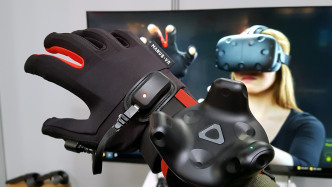 Die Rückkehr des Datenhandschuhs: Manus VR ausprobiert