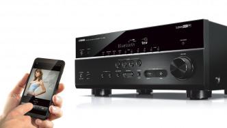 Yamaha: Neue Audio/Video-Receiver mit Dolby-Vision-Durchleitung und erweitertem Audio-Rückkanal