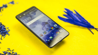 Glanzlos: Android-Smartphone HTC U Ultra getestet