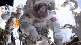 US-Astronautin Whitson stellt mit ISS-Außeneinsatz Rekord auf