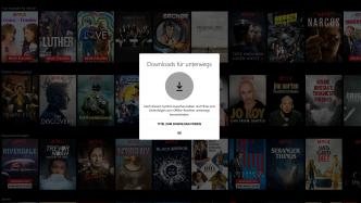 Netflix: Videodownloads nun auch unter Windows 10 möglich