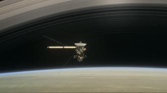 NASA-Sonde Cassini: Vor dem großen Finale am Saturn und seinen Ringen