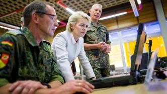 """Von der Leyen verteidigt Cyber-Attacken: """"Wir dürfen uns auch wehren"""""""