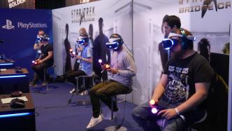 Playstation Experience 2017: Prey, 360-Grad-Filme und Controller-Experimente