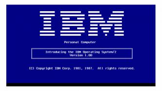 Vor 30 Jahren: IBM geht in die PS/2- und OS/2-Offensive