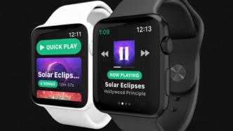Spotify kommt auf die Apple Watch