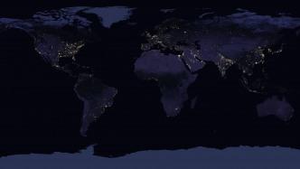 NASA veröffentlicht neue Satellitenaufnahme der Erde bei Nacht