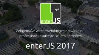 enterJS: Jetzt als Frühbucher registrieren oder für Diversity-Ticket bewerben
