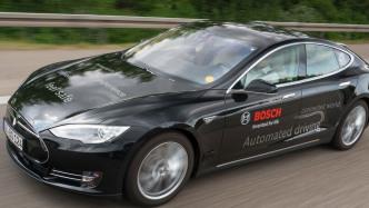 Selbstfahrende Autos: Bosch kooperiert mit chinesischen Firmen