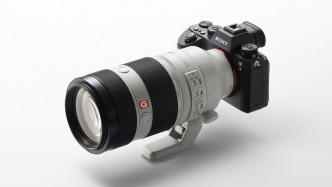Sony präsentiert Super-Tele-Zoomobjektiv FE 4,5-5,6/100–400 mm GM OSS