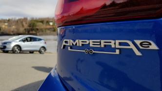 Probefahrt mit dem Opel Ampera-e