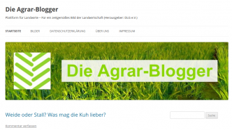 Im Schweinestall wird getwittert – warum Bauern bloggen