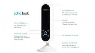 Echo Look: Amazons Alexa-Kamera für Modebewusste