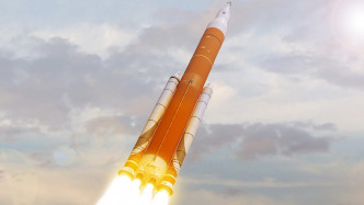 Flug zum Mond: NASA wieder vor Verschiebung des Jungfernflugs ihrer Riesenrakete