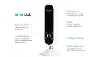 Kommentar: Amazons Echo Look - 1 und 3 und 2 und los!