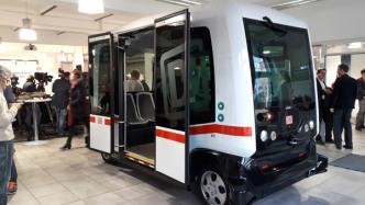 Autonomer Bahn-Bus zuerst in Bad Birnbach