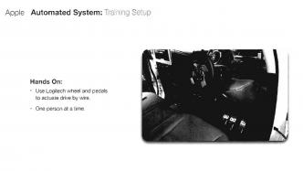 Selbstfahrende Autos: Apple fordert mehr Kontrollen bei Tests, Uber weniger