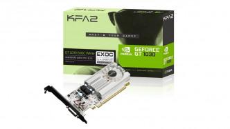Supersparsame Pascal-Grafikkarte Nvidia GeForce GT 1030: Erste Bilder aufgetaucht