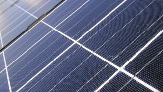 Solarzellen-Panels