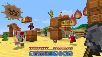 Minecraft erscheint für Nintendo Switch