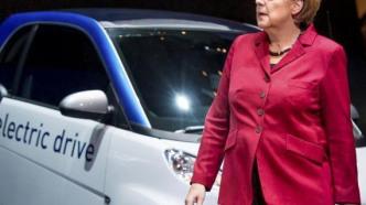 Bundeskanzlerin glaubt nicht mehr an Elektroauto-Ziel