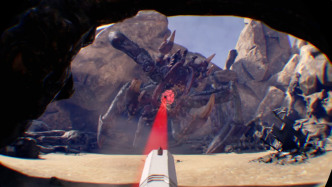 Farpoint angespielt: Sonys VR-Shooter mit neuem Aim Controller